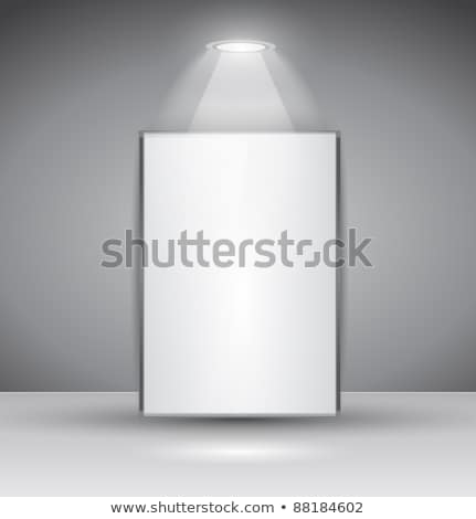 シェルフ 製品 広告 パーティ 抽象的な 煙 ストックフォト © DavidArts