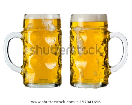 Oktoberfest beer stein or Mass Stock photo © sumners