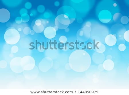 Soyut kabarcıklar vektör su damla model Stok fotoğraf © burakowski