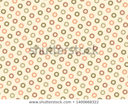abstract warm color dots vector background Stock photo © SArts