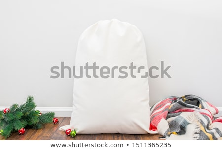 Рождества мешок свет крупным планом Сток-фото © IS2