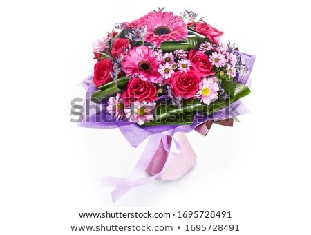 Rose flower bouquet Stock photo © grafvision