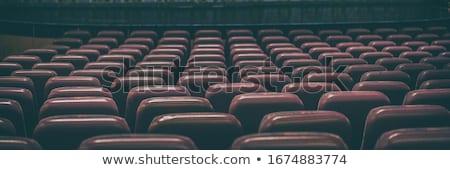 Coronavirus closure of public spaces such as cinemas, theatres, city lockdown. Retail businesses shu Stock photo © Maridav