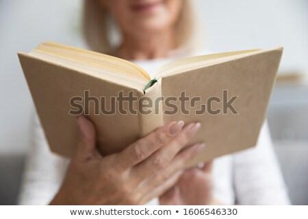 Photo stock: Vieux · classique · livre · rouge