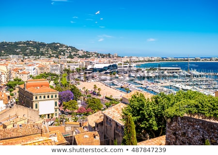 Cannes France Stock photo © vichie81