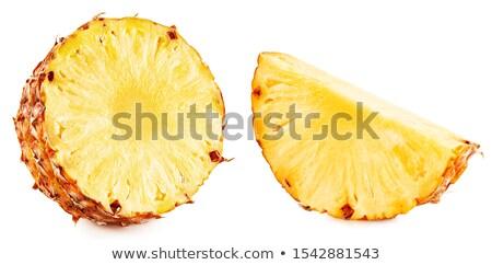 collection pineapple Stock photo © serg64