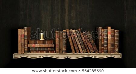 Classic Story Ideas Stock photo © 3mc