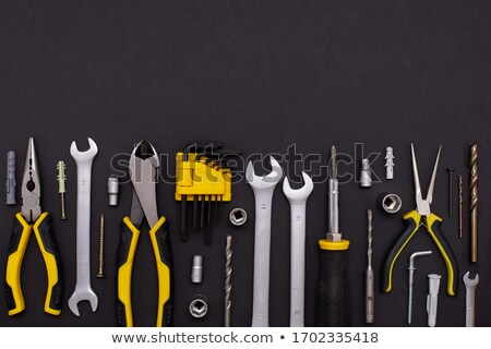 Handyman with a workbench Stock photo © photography33