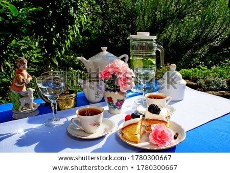 Teatime  Stock photo © bayberry