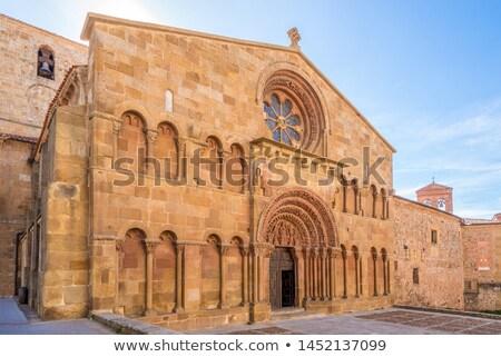 Church of Santo Domingo Stock photo © rmbarricarte