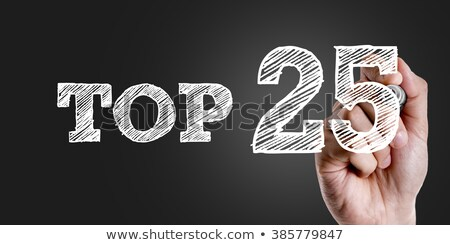 Top 25 Stock photo © Oakozhan