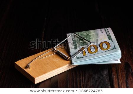 euro · para · beyaz · iş · nakit · tasarruf - stok fotoğraf © karin59
