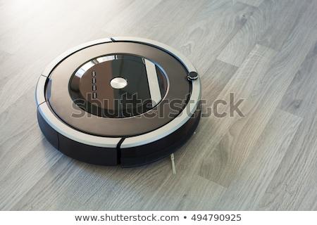 современных робота чистого полу очистки комнату Сток-фото © jossdiim