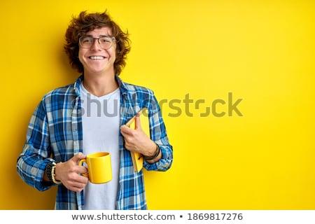 morning tea Stock photo © vwalakte