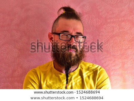 Adulte homme très tôt 30s Photo stock © eldadcarin