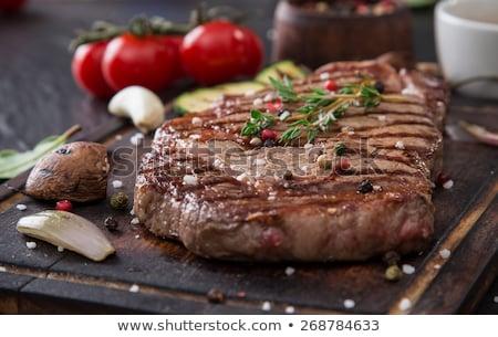 rump steak Stock photo © ChrisJung