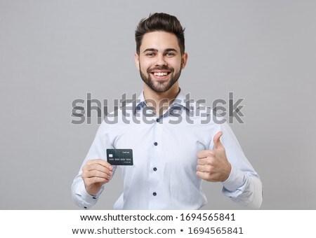 affaires · ace · carte · affaires · modèle - photo stock © wavebreak_media
