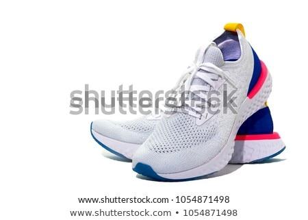 спортивный обувь красочный свет спорт Сток-фото © bendzhik