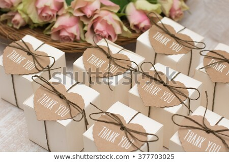 Wedding favor Stock photo © aladin66