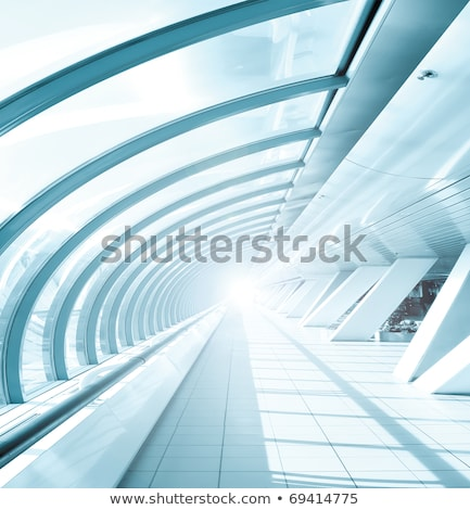 shop interior with glass roof stock photo © Paha_L