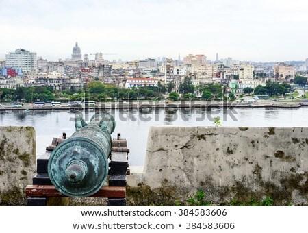 mar · La · Habana · Cuba · cielo · naturaleza · paisaje - foto stock © klinker