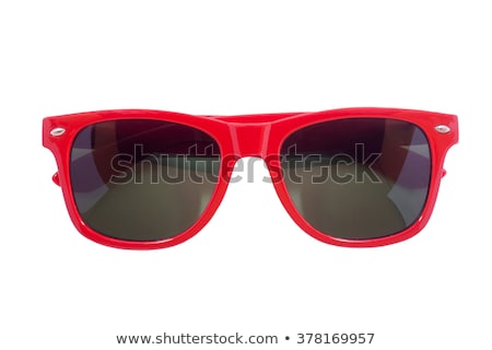 sunglasses glasses protecting from sun isolated stock photo © robuart