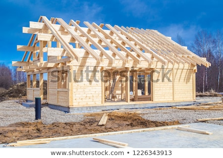 Construction works in country house Stock photo © jossdiim