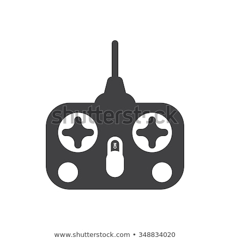 remote control and antenna Stock photo © gewoldi
