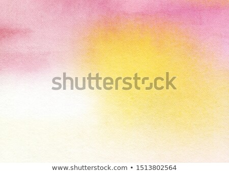 Abstract bleek roze Geel Blur Stockfoto © homydesign