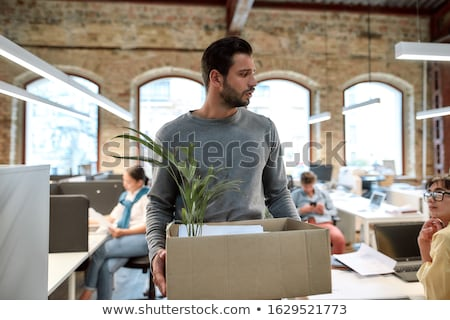 businessman failure Stock photo © smithore
