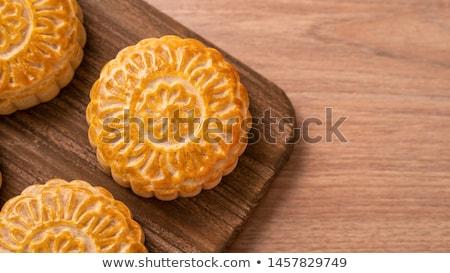 группа · Печенье · Cookies · печенье · олово · короткий - Сток-фото © kawing921