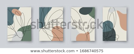 Bookmarks in Pastel Colors Stock photo © liliwhite