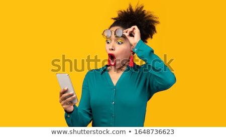 confundirse · electricista · ordenador · portátil · voltaje · aislado - foto stock © photography33