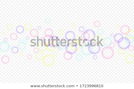 soapy background Stock photo © prill