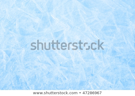 Texture of ice, Surface of the ice, Ice background tint blue Stock photo © maxpro