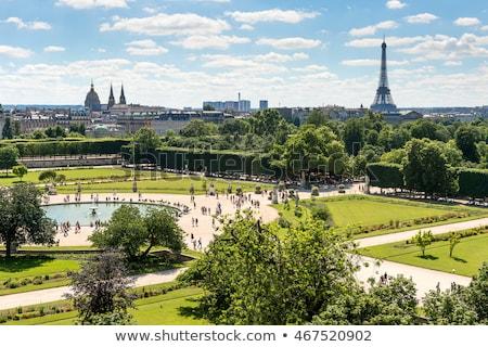 Les Tuileries Stock photo © Stocksnapper