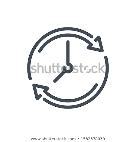 tiempo · reloj · blanco · palabras · de · trabajo · signos - foto stock © ansonstock