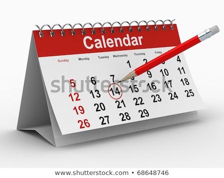 стороны · Дать · праздник · важный · дата · календаря - Сток-фото © lightsource