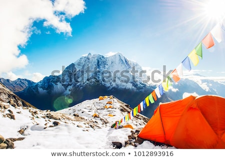 Everest Base Camp Stock photo © THP