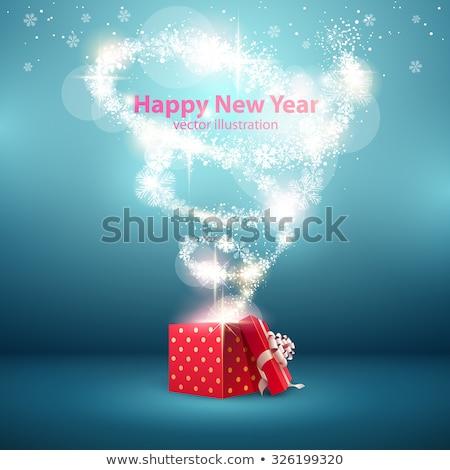 Magic Present (illustration) Stock photo © UPimages