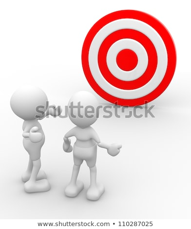 3d Person Archery Stock fotó © CoraMax