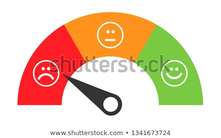 Stock photo: Poor Customer Service Evaluation