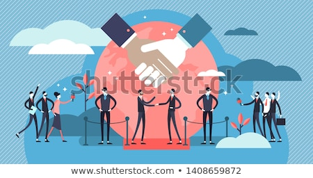 Diplomacy  Stock photo © pressmaster