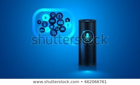 smartphone electronic assistant stock photo © oleksandro