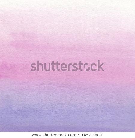 カラフル · 塗料 · 広場 · 水彩画 · 紙 · セット - ストックフォト © amok