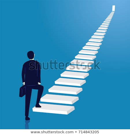 Step into the future. Stock photo © stevanovicigor