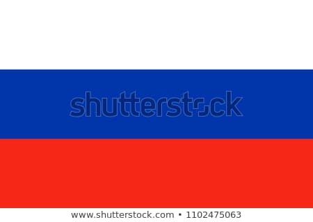 Bandeira russo grunge azul vermelho branco Foto stock © olgaaltunina