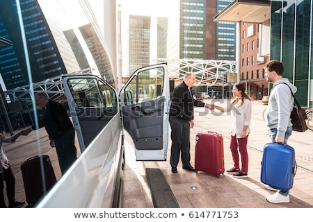 Shuttle shuttle Stock photo © mikemcd