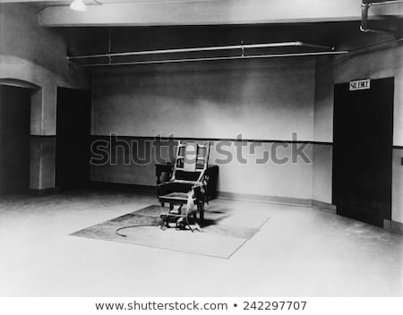 Electric Chair Stock photo © cteconsulting