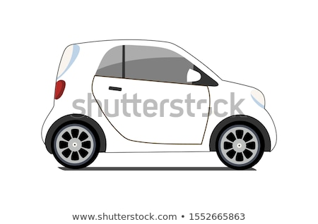 Small city car Stock photo © Supertrooper